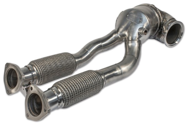 Downpipe für Audi RS3 - Typ 8V