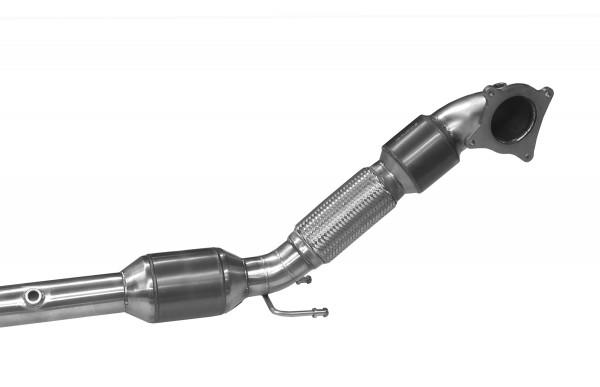 BN Pipes Downpipe / Vorrohr VW Audi Seat Skoda 2.0 TFSI/TSI