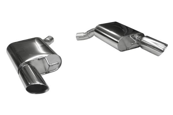BN Pipes Endschalldämpfer für Audi A7 - Typ 4G