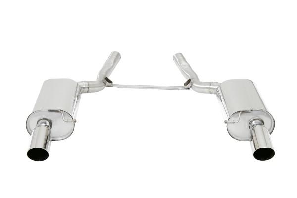 BN Pipes Endschalldämpfer für Audi A6 - Typ 4B / C5